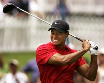 The Recent Struggles of Tiger Woods