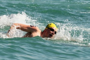 Improve Your Open Water Swimming Technique